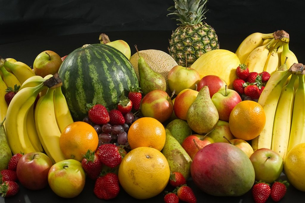 Fruit and their health benefits
