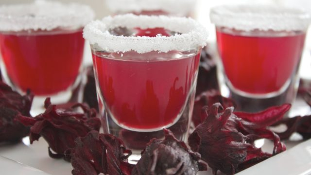 zobo drink with special ingredient