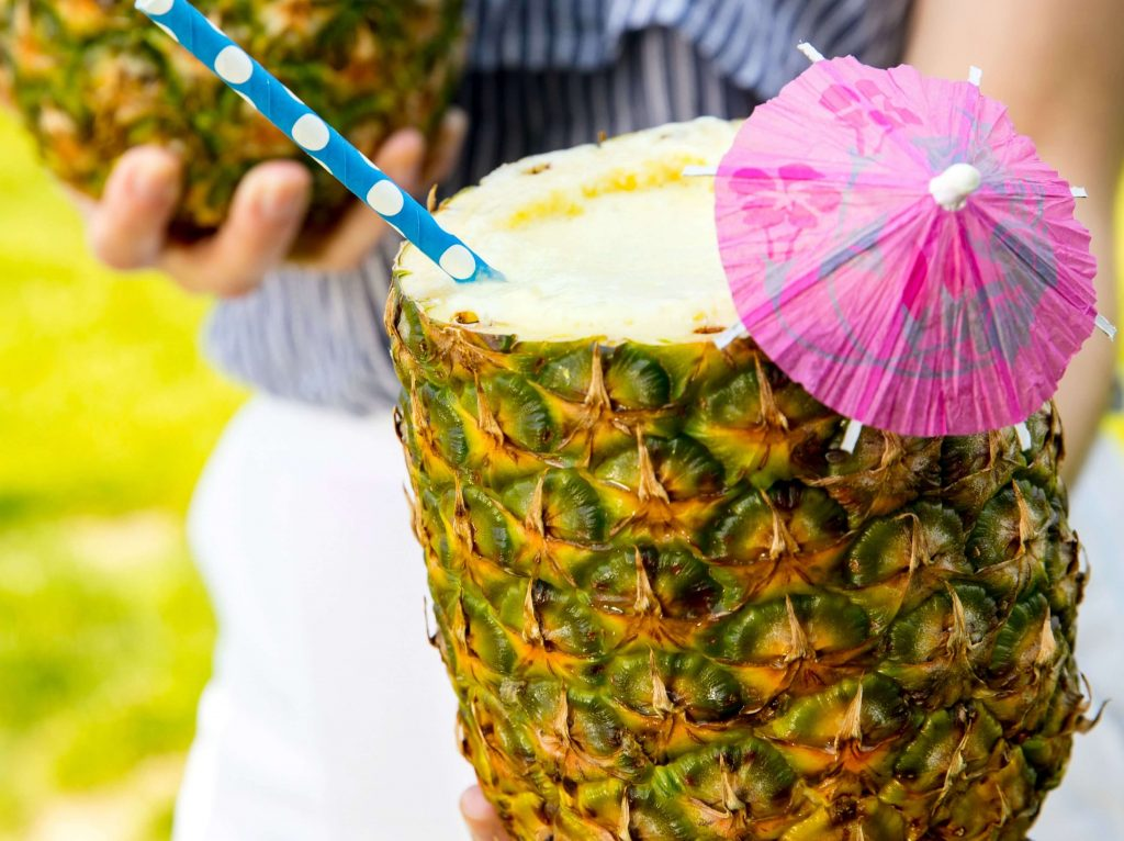 what can be made from pineapples